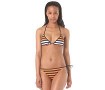 Idyl Wild Triangle - Bikini Set für Damen - Blau