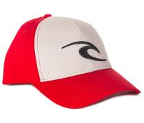 Icon - Snapback Cap für Herren - Rot
