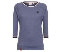Leidenswerther II - Langarmshirt für Damen - Blau