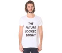 Cap - T-Shirt für Herren - Weiß