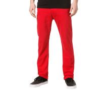 Skin - Jeans für Herren - Rot