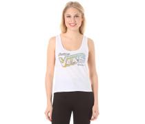 Cypress Holiday - Top für Damen - Weiß
