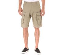 Rovic Zip 1/2 Premium Twill - Cargo Shorts für Herren - Beige