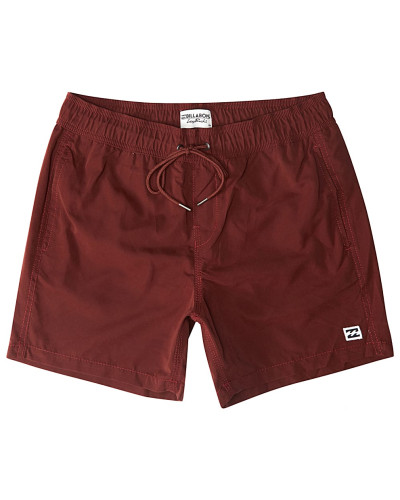 All Day Lb - Boardshorts - Rot