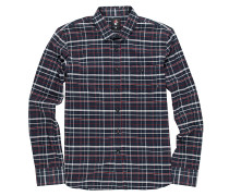 Barbee Nerd L/S - Hemd für Herren - Blau