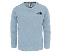 Drew Peak Crew Sweatshirt - Grau