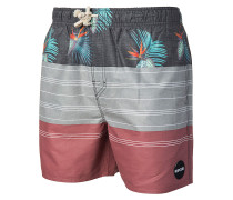 "Volley Surftrip 16"" - Boardshorts - Rot"