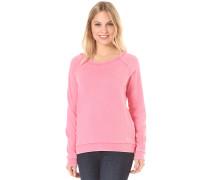 Essential Crew - Kapuzenpullover für Damen - Pink