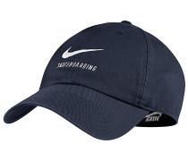 H86 Twill Cap - Blau