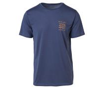 Funicon Chest - T-Shirt - Blau