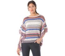 Striped Knit - Strickpullover für Damen - Mehrfarbig