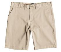 Worker Straight - Shorts für Herren - Beige