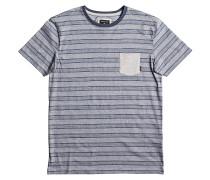 Lill Burn - T-Shirt für Herren - Blau