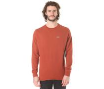 Burwood Crew Neck - Sweatshirt für Herren - Rot
