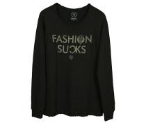 Fsucks - Sweatshirt für Herren - Schwarz