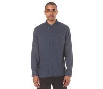Gisler II - Hemd für Herren - Blau