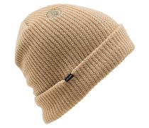 Sweep Lined - Mütze für Herren - Beige