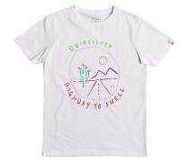 Highway To Swell - T-Shirt für Jungs - Weiß