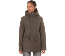 Clash - Jacke für Damen - Grün