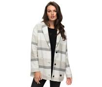 Lunar Light - Mantel für Damen - Grau