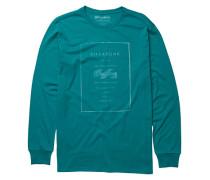 Reversed - Langarmshirt für Herren - Blau