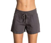 Easy - Shorts für Damen - Grau
