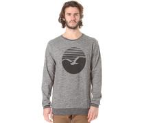 Vintage Print - Sweatshirt für Herren - Schwarz