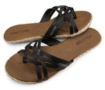 Check In - Sandalen für Damen - Schwarz
