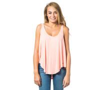 Love And Surf Plain - Top für Damen - Pink