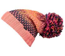 Crescent Wool Mix - Mütze für Damen - Rot