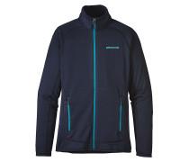 R1 Full-Zip - Outdoorjacke für Damen - Blau