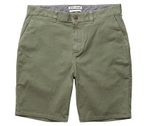 New Order - Chino Shorts für Herren - Grün