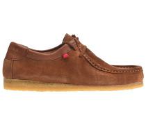 Genesis Low Cow Suede - Fashion Schuhe für Herren - Braun