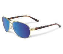Feedback - Sonnenbrille für Damen - Blau