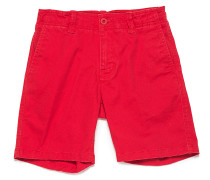 Chino Colors - Shorts für Jungs - Rot