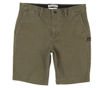 New Order - Shorts - Grün