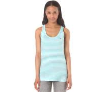 Möwe Stripe - Top für Damen - Grün