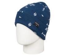 Waxed - Mütze für Herren - Blau