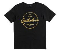 Clate Silver - T-Shirt für Jungs - Schwarz