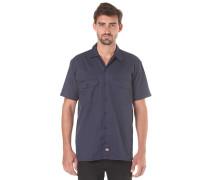 Work S/S - Hemd für Herren - Blau