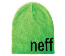 Form Mütze - Grün