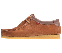 Genesis Low Suede - Fashion Schuhe - Braun