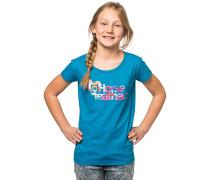 Piece T-Shirt - Blau