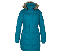 Laredoz Fur - Mantel für Damen - Blau