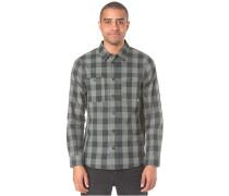 Checker Flanel - Hemd für Herren - Grün