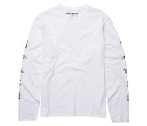 Sbk- SPF - Langarmshirt für Herren - Weiß