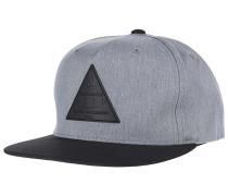 X Snapback Cap - Grau