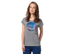 Faraway - T-Shirt für Damen - Grau