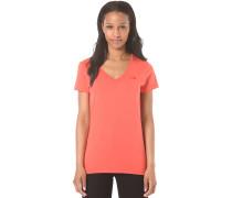 Simple Dome - T-Shirt für Damen - Orange