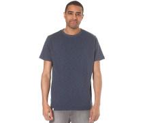 Curved - T-Shirt für Herren - Blau